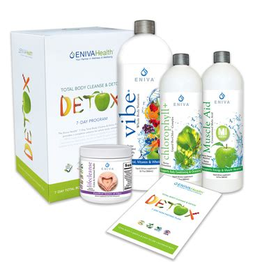Eniva Detox by Detox And Whole Cleanse Kit Cleanse