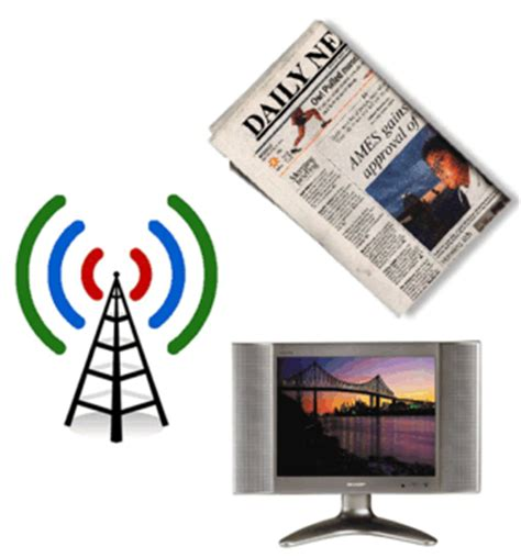 Newspaper Vs Television Essay by Television Vs Radio Vs Magazine Newspaper Print Vs Vs Billboard Outdoor