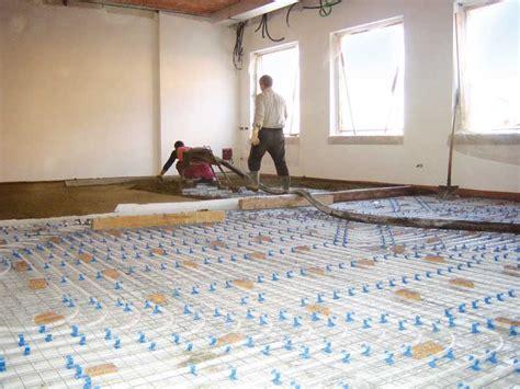 riscaldamento a pavimento o tradizionale riscaldamento a pavimento o tradizionale di