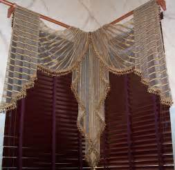 Window Treatments Swags - custom traditional window treatments swags jabots tassels and ruffles traditional