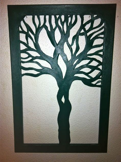 595 best paper cutting trees images on