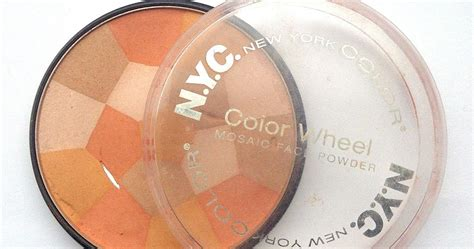 nyc color wheel beautyswot new york color color wheel mosaic powder