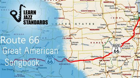 theme music route 66 route 66 learn jazz standards