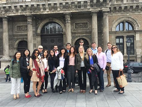 Phd Abroad After Mba by You Can And Should Study Abroad In Grad School