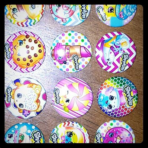 Button Shopkins 02 25 shopkins accessories shopkins pinbacks from