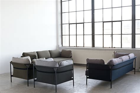 hay couch a flat pack sofa designed by the bouroullec brothers