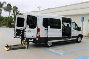 Ford Transit Wheelchair Wheelchair Lifts For Ford Transit Html Autos Post