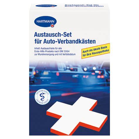 Verbandskasten Auto Apotheke by Erfahrungen Zu Austausch Set F 252 R Auto Verbandk 228 Sten Und
