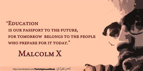 Malcolm X Quotes Inspirational Quote By Stefan Allen The Eagle Express