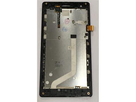 Lcd Xiaomi Redmi 1s pantalla lcd display tactil con marco para xiaomi redmi 1s 4g negra