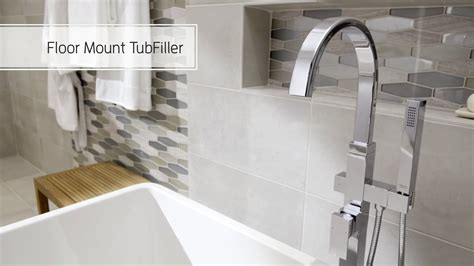 how to install freestanding bathtub how to install the american standard freestanding tub