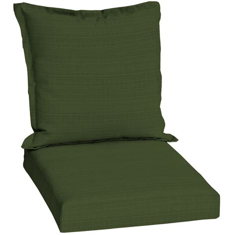 patio furniture seat cushions shop sunbrella dupione palm green solid patio chair