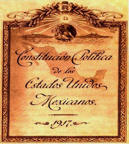 1917 constituci n pol tica de los estados unidos mexicanos 5 de febrero constituci 243 n mexicana blog gaudena com