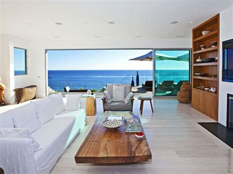 modern villa in malibu california best home news