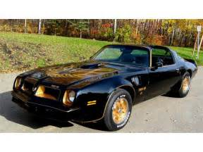 Pontiac Trans Am Firebird 1976 Pontiac Firebird Trans Am For Sale On Classiccars