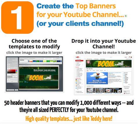 youtube channel layout creator makemoneydb com get youtube channel art maker
