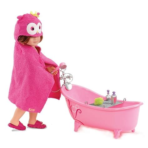 bathtub dolls our generation bathtub and accessories other dolls