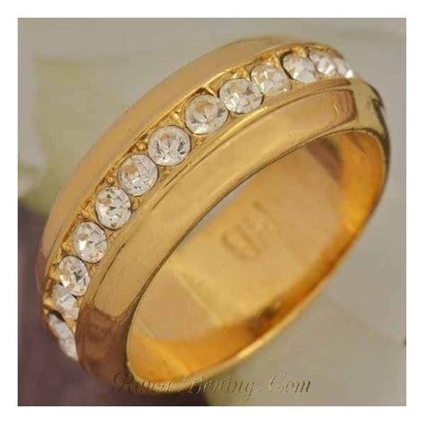 Sendal Wanita Ring Emas Murah cincin murah berkualitas yellow gold filled 9k ring 10 usa