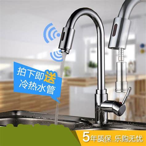 touch sensor kitchen faucet 2017 kitchen touch sensor faucet functional taps