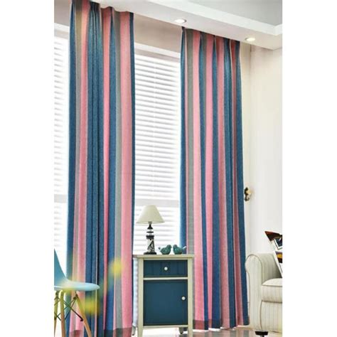 red and white curtains for bedroom simple chenille red white best 25 blue striped curtains ideas on pinterest