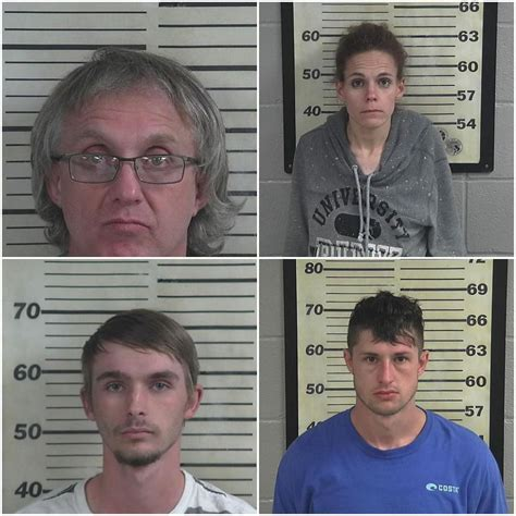 Cullman Times Arrest Records Cullman Arrest 4 On Charges News