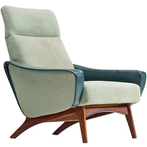 scandinavian armchairs scandinavian armchair in mint green and wood for sale at