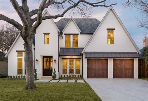 white home exterior ideas    curb appeal