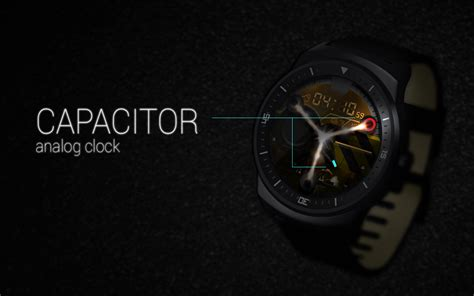 digital flux capacitor capacitor android apps on play