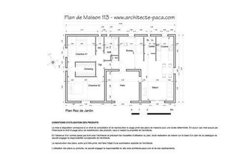 maison en u avec patio plan maison contemporaine en u avec patio