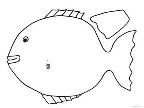 Free Printable Fish Template by Best Photos Of Large Fish Template Big Fish Template
