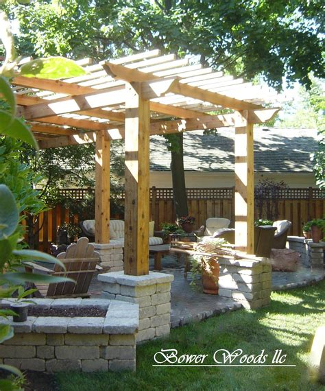 Garden Pergola Ideas 4 Pergola Ideas For Front Of House