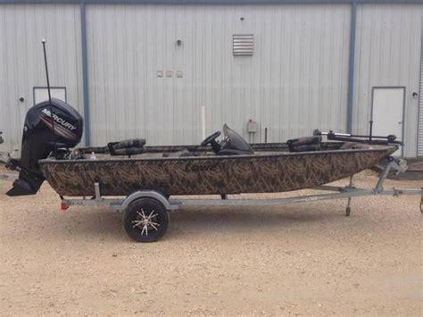 aluminum boats camo 2016 used lowe boats stinger 175 poly camo aluminum