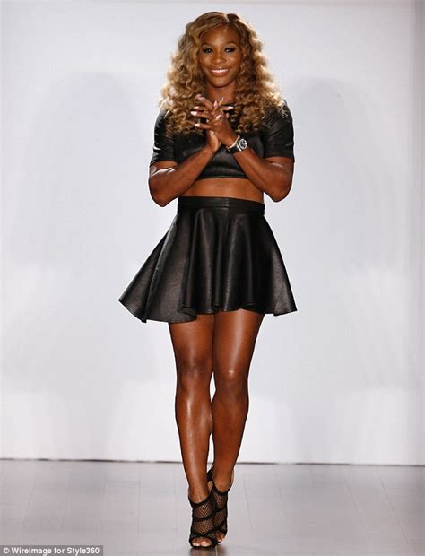 Serena Williams Wardrobe by Serena Williams Launches Hsn Fashion Line Fashion Sizzle