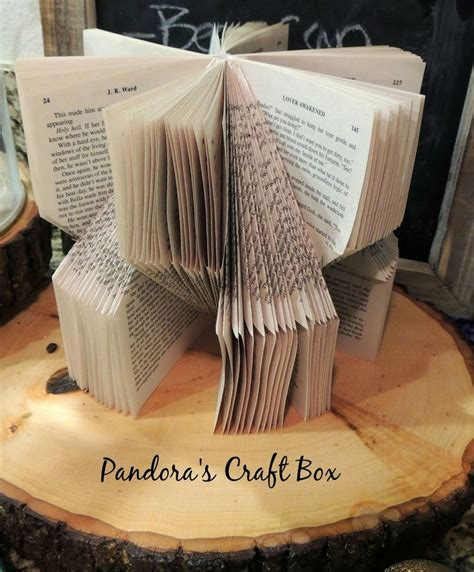 book origami tutorial pandora s craft box another book folding origami tutorial