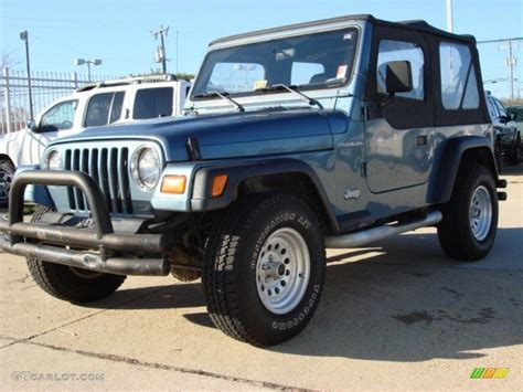 gunmetal blue jeep home 1999 jeep wrangler colors 1999 jeep wrangler paint