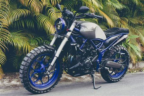 2015 yamaha mt 25 250cc custom motorcycle bali