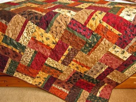 Patchwork Cabin - patchwork quilt mountain cabin it s better handmade