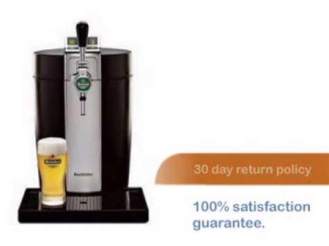 krups beertender from heineken b90 home tap system