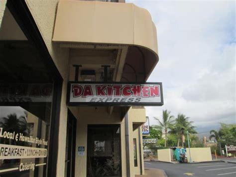 Da Kitchen by Photo0 Jpg Picture Of Da Kitchen Kihei Tripadvisor