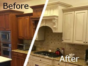 repainting kitchen cabinets specialized refinishing