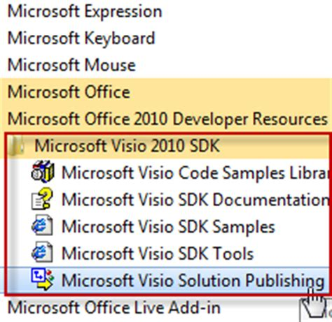 visio 2010 sdk the new visio 2010 sdk visio