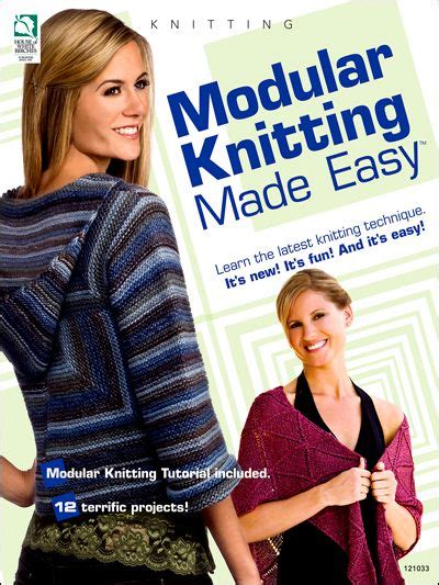knitting daily tv pbs 39 best images about modular knitting on yarns