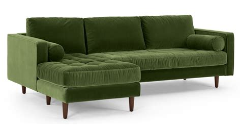 chaise end sofa next 4 seater left facing chaise end sofa grass