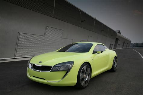Cars Made By Kia Kia Kee Concept Made Its American Debut Picture