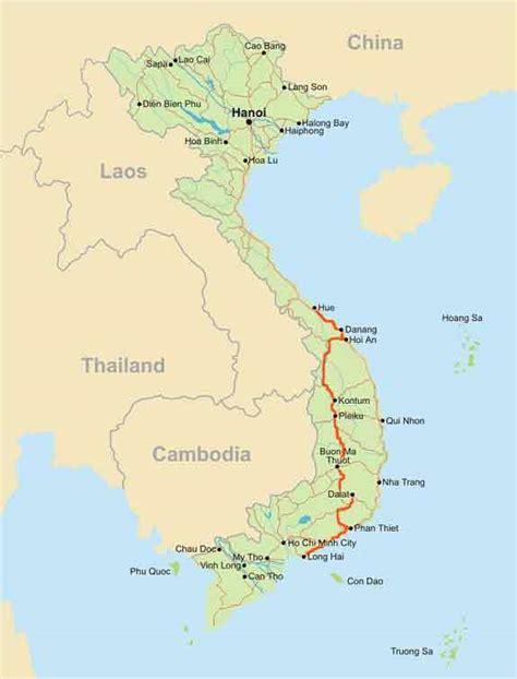 veloasia cycling  ho chi minh trail vietnam