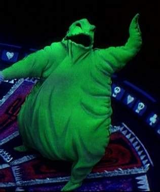 dr thedas crypt oops  forgot oogie boogie