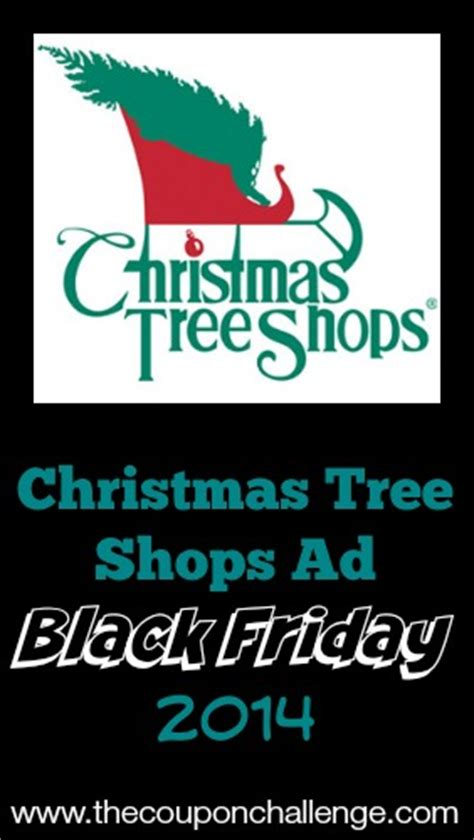 2014 christmas tree shops black friday ad