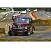 1967 Morris Minor 1000 At The Pittsburgh Vintage Grand Prix