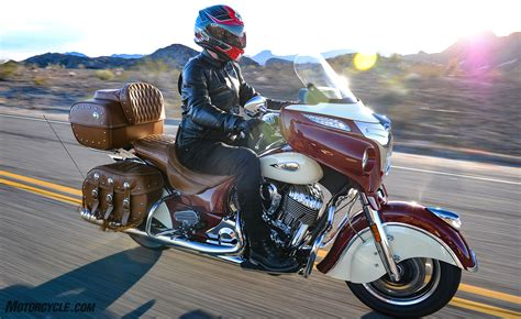 2017 Indian Roadmaster Classic Review: First Ride