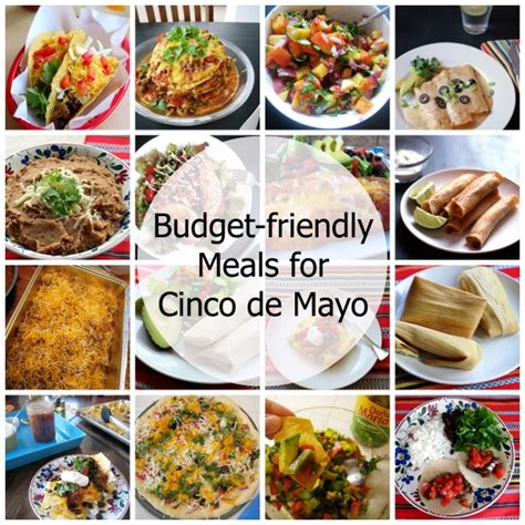 what to cook for a mexican dinner budget friendly mexican food recipes menu ideas for